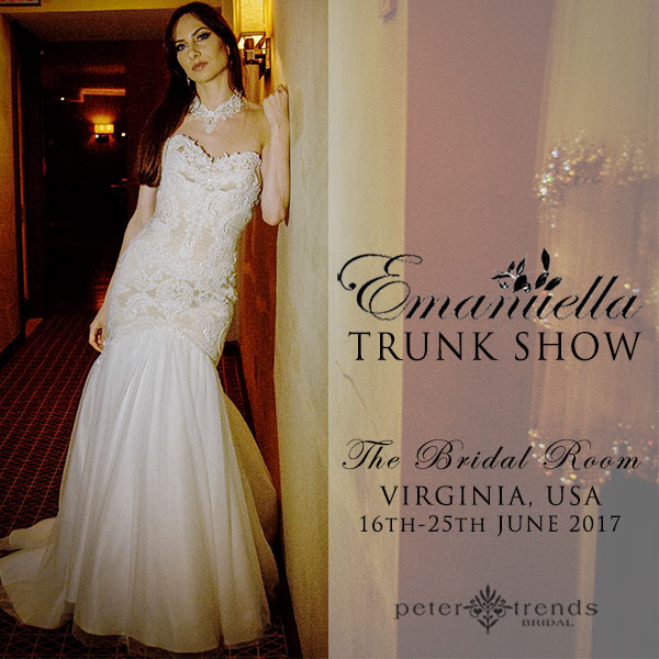 Peter Trends Bridal Trunk Show Virginia