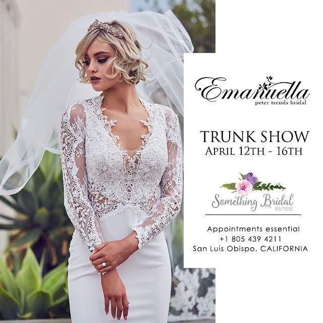 Bridal Trunk Show Southern California at Something Bridal