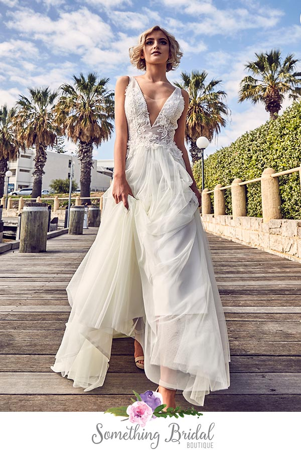 Bridal Trunk Show at Something Bridal Boutique, Southern California