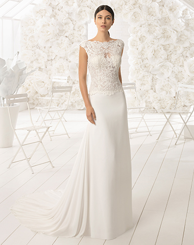 Rosa Clara Soft 2018 Collection | Luca Gown