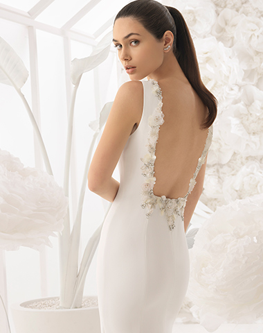 Rosa Clara Soft 2018 Collection | Lago Gown