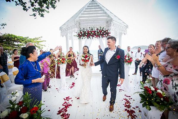 Beach Wedding Koh Samui | Nat & Tom