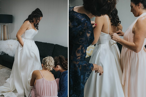 simple wedding dress Sydney