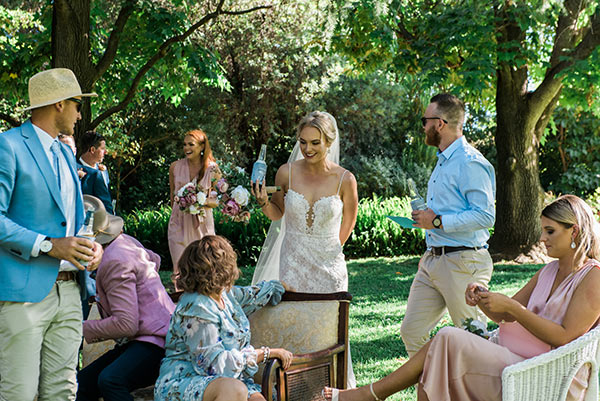 Garden Wedding NSW