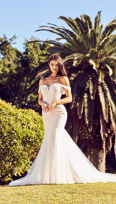 Bridal Gown Sauternes - available at Thornbury Brides NC