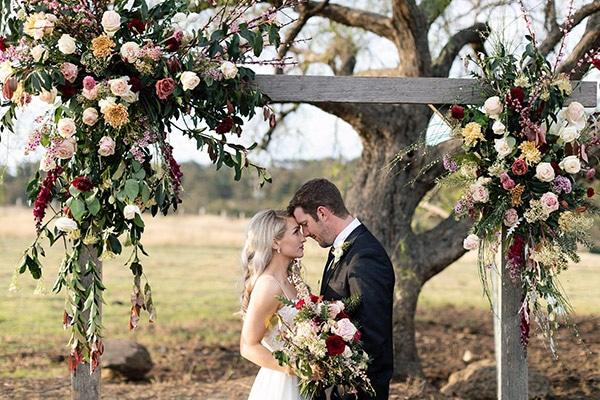 Hunter Valley Wedding Day