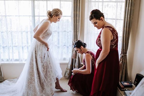 Vineyard Wedding WA