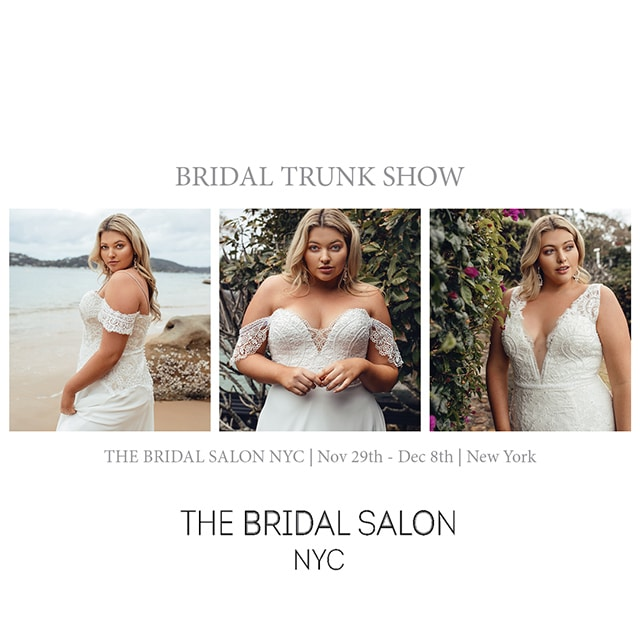 Bridal Trunk Show NYC