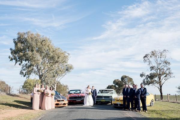 Junee Wedding