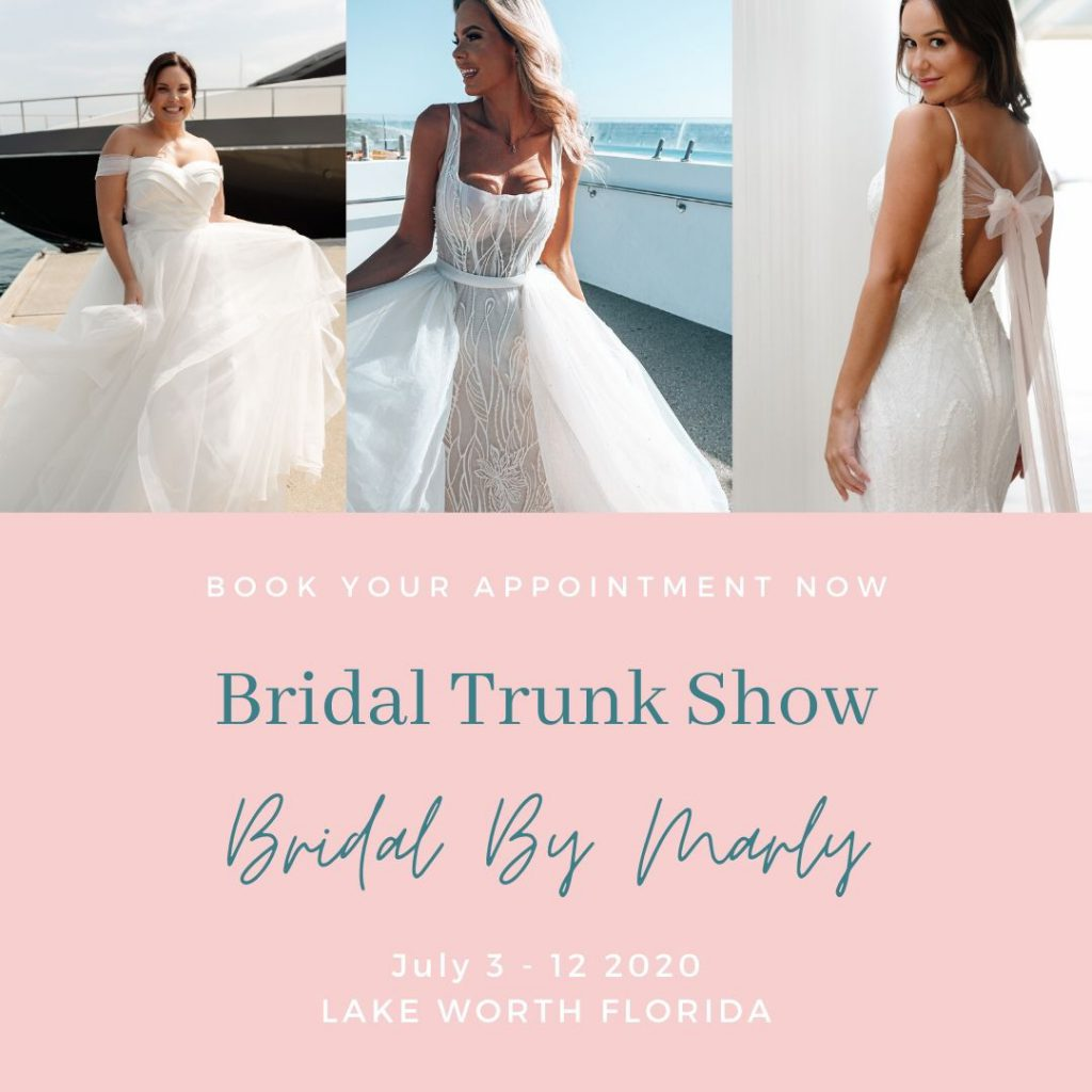 Bridal Trunk Show Lake Worth