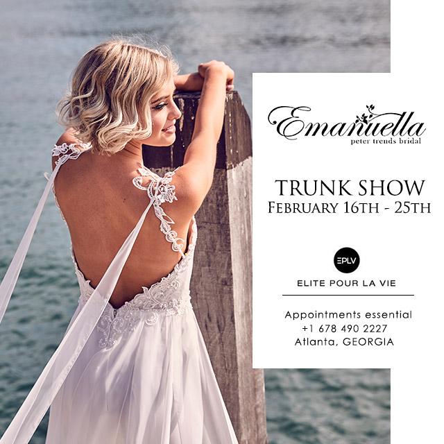 Bridal Trunk Show Atlanta