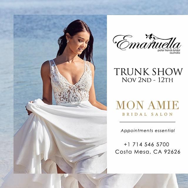 Bridal Trunk Show California