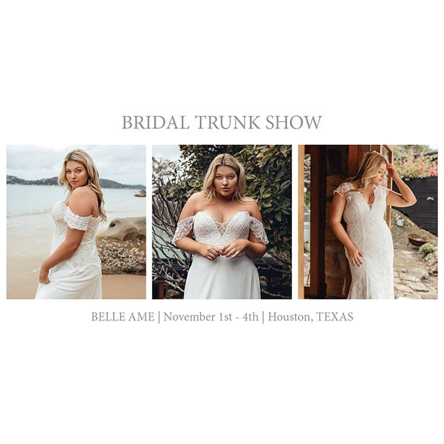 Bridal Trunk Show Houston