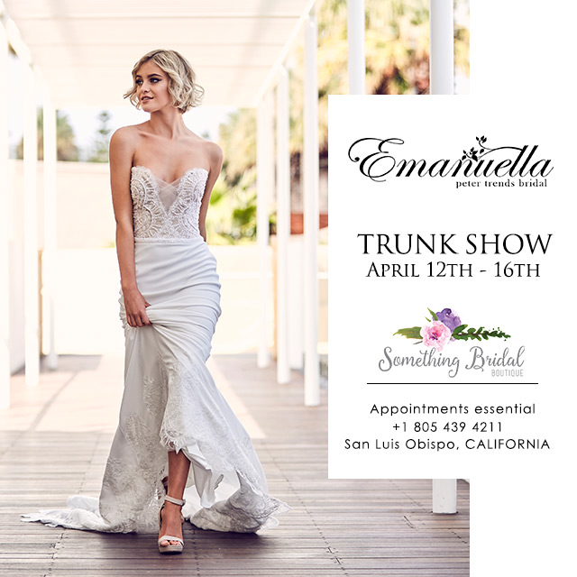 Bridal Trunk Show Southern California