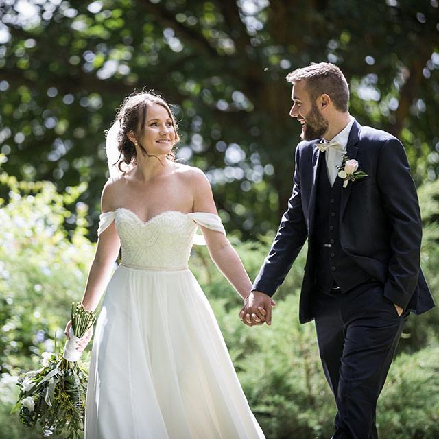Garden Wedding Adelaide Hills