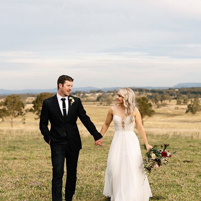 Hunter Valley Wedding Day