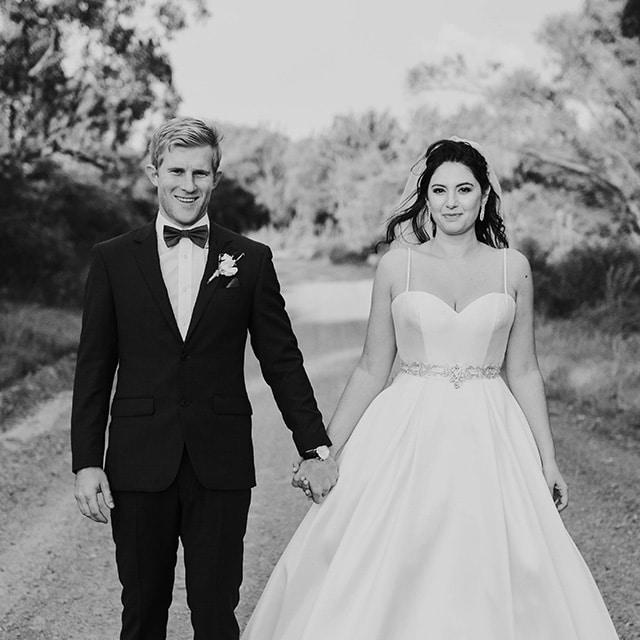 simple wedding dress Sydney