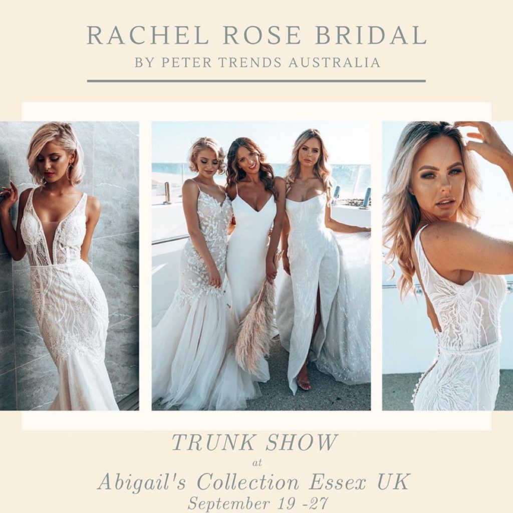 UK Bridal Trunk Show