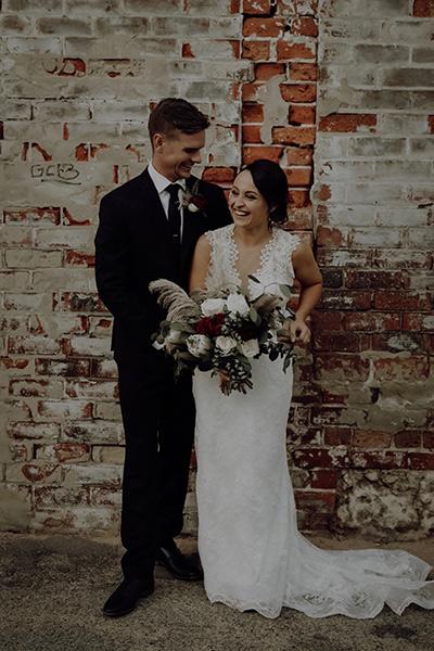 Fremantle Wedding - Karis & Camerona