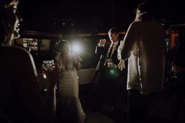 Freemantle Wedding Dancefloor