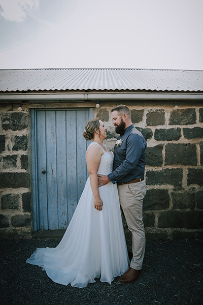 Brianna & Trent's wedding