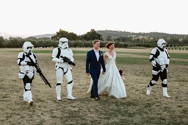 Star Wars Themed Wedding | Monica & Matthew