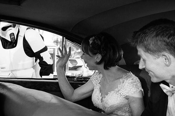 Star Wars Wedding | Monica & Matthew