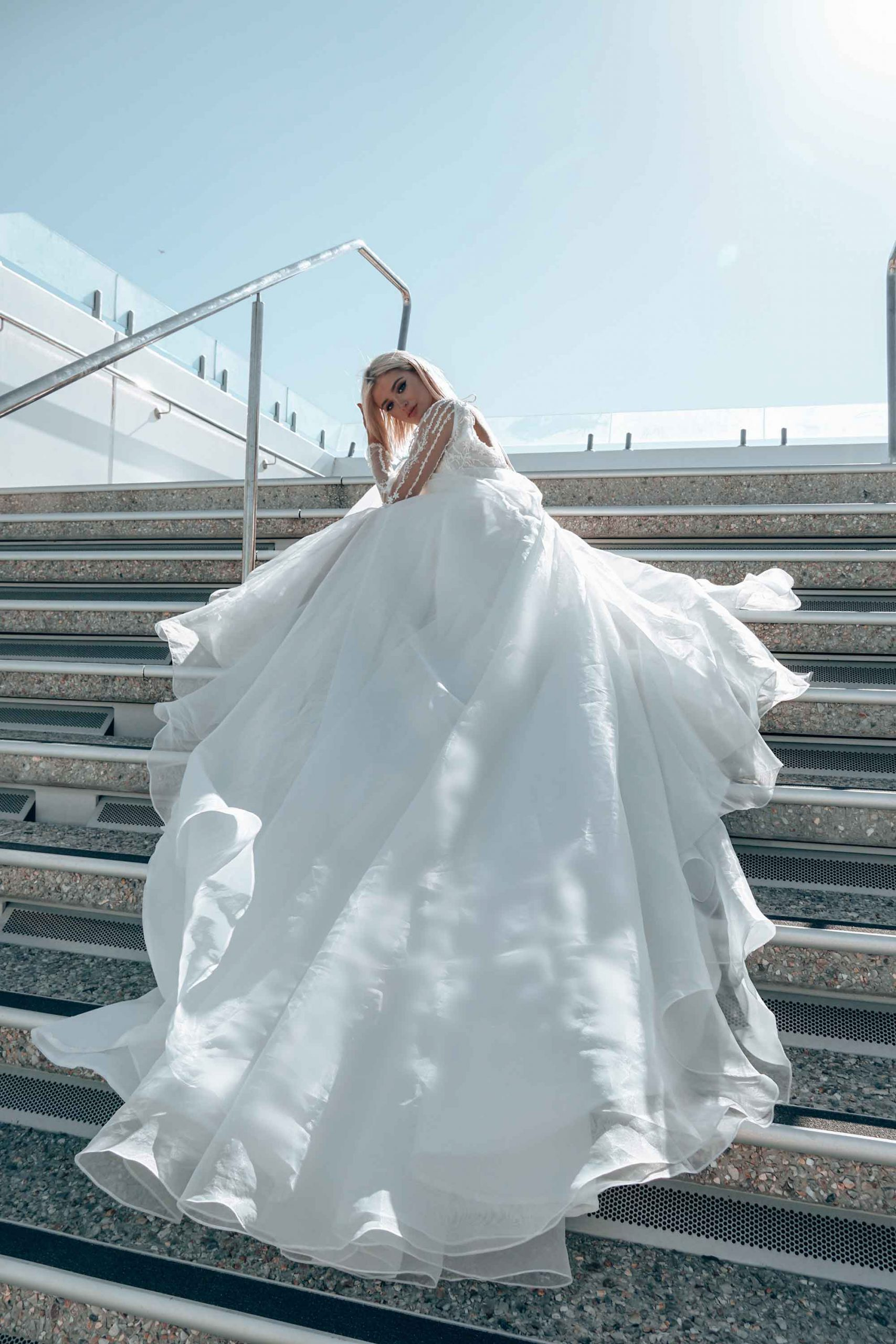 newest wedding dress collection
